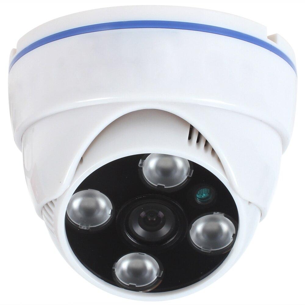 3pcs/lot 3.6mm 700TVL 1/3 Sony Effio-E 960H 811+4140 4pcs Array IR LEDs Plastic Indoor Dome CCTV Camera<br><br>Aliexpress