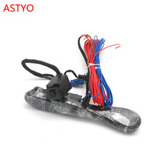 ASTYO For VW Scirocco Polo RGB Rear View Reversing Camera RCD510 RNS510(China)