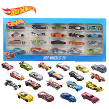 Hot Wheels 20-Piece Gift Pack Fast and Furious Die-Cast Vehicles Mini Sports Cars Makes a Great for the Car Enthusiast Model Car(China)