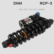 Buy DNM RCP3 Bicycle Rear Shock MTB Downhill Spring Suspension Absorber Soft Tail Mountain Bike Rear Shock Bicicleta Parts for $163.80 in AliExpress store