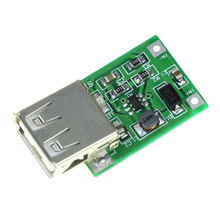 Smart Electronics DC 3V to 5V USB Output Charger Step Up Power Module Mini DC-DC Boost Converter for arduino DIY