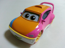 Disney Pixar Cars Toon Tokyo Mater Kyandee Metal Diecast Toy Car 1:55 Loose Brand New In Stock & Free Shipping(China)