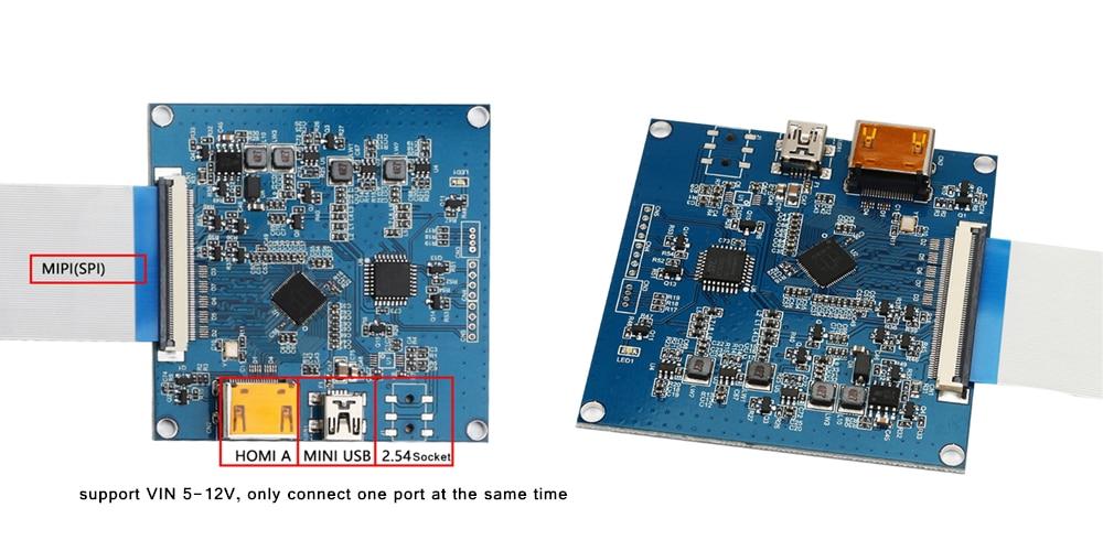 LS055R1SX03 driver board detail 6