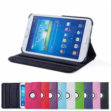 Tablet Case for Samsung Galaxy Tab 3 8.0 T310 T311 PU Leather Stand Wallet Case cover For Samsung Galaxy Tab 3 8.0 SM-T310 #(China)