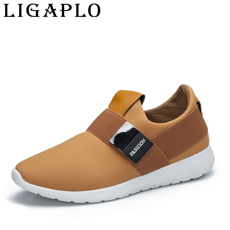 LIGAPLO Men spring Casual Shoes Loafers Slip On Super Cool Sport Water Shoes Walking Comfortable Breathable Mens Shoes zapatos<br><br>Aliexpress