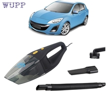 pretty High Power DC12 Volt Auto Car Wet / Dry Vacuum Cleaner 120W Mini Portable June1(China)