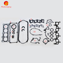 For MAZDA FAMILIA B3 B3E Engine Rebuilding Kits Engine Parts Full Set Engine Seal Gasket set 8ABL-10-271 KY01-99-100 50075700