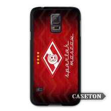 Spartak Moscow Football Case For Galaxy S7 S6 Edge Plus S5 S4 Active S3 mini Win Note 5 4 3 A7 A5 Core 2 Ace 4 3 Mega