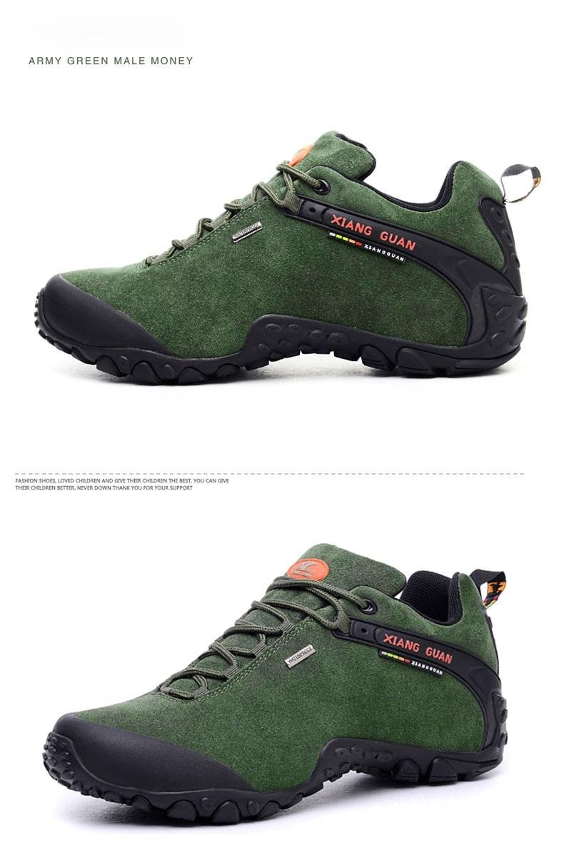 XIANG GUAN Winter Shoe Mens Sport Running Shoes Warm Outdoor Women Sneakers High Quality Zapatillas Waterproof Shoe81285 34