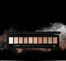 brand 10colors eye shadow pallete Matte pearl fashion natural glitter Naked makeup earth color eye shadow Beauty party gift