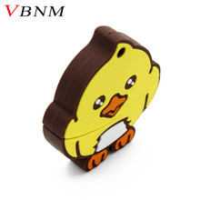 VBNM mini bird model usb flash drive pendrive 4GB 8GB 16GB 32GB memory stick cartoon birds U disk animal usb flash disk(China)