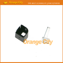 5pairs Middle Hinge Part Spindle Axis Shaft and lamp post For 3DS game console repair(China)