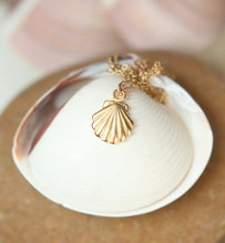 30PCS Seashell Necklace Sea Shell Necklaces Nautical Ariel Mermaid Necklace Cute Conch Necklaces for Ocean Beach Party(China)