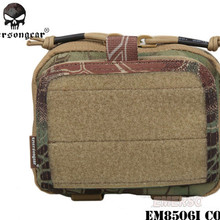 Map-Bag Pouches Emersongear Admin Multicam Black Tactical Multi-Purpose Airsoft Hunting