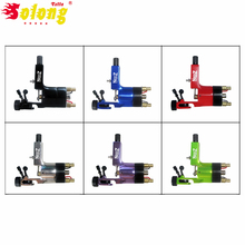 Solong Tattoo New Rotary Tattoo Machine NEDZ Style Heavy Duty Motor Gun for Shader Liner  M656