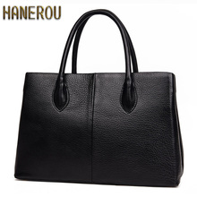 100% Genuine Leather Women Bag New Autumn Socialite Ladies Handbags Fashion Designer Handbag High Quality Famous Brands Tote Bag