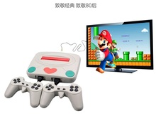TV Video Game Console For Nes 8 Bit Games For Nes Games For Famicom Games with Two Gamepads and 400 in 1 Game Cartridge