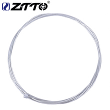 ZTTO MTB 2100mm Mountain Bike Touring Road Bicycle Zinc Steel Inner Shifting Speed Cable Wire Line(China)