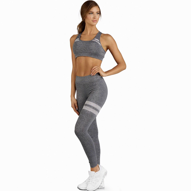 Gym Clothing Set for Fitness and Workout