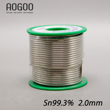 2.0mm Health Lead-Free Soldering Tin Thick Wire Tin:99.3% 450g(China)