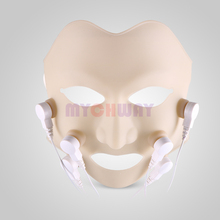 personal beauty care products ultrasonic electric massage face mask LED Light Therapy Skin Rejuvenation Mask 11.11 best price(China)