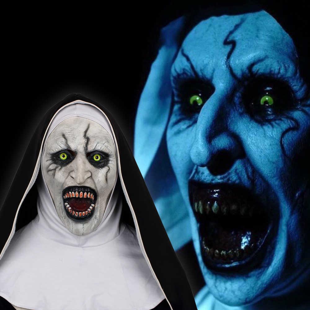 монахиня ужас 2019
