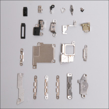 1 Set for iPhone 5s 100% Brand New Inner Accessories Inside Small Metal Parts Holder Bracket Shield Plate Set Kit 21Pcs