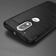 New Fashion Case For Motorola Moto G4 Plus / G4 Soft Silicone Fundas Simple Back Cover Housing For Moto G4