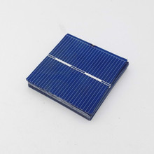 100pcs 0.5V 0.25W 0.5A 39 * 39mm Polycrystalline Silicon Solar Panel DIY Charger Battery Solar Cell