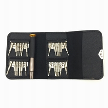 New Screwdriver Set 25 in 1 Torx Screwdriver Repair Tool Set For iPhone Cellphone Tablet PC Worldwide Store Hand tools