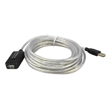 Promotion! 5m USB 2.0 Active Repeater Cable Extension Lead
