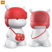 Original Xiaomi Bluetooth Speaker Rabbit Mi LED Portable Wireless Mini Cute Soundbox Kids Best Gift for IOS Android Phones PC