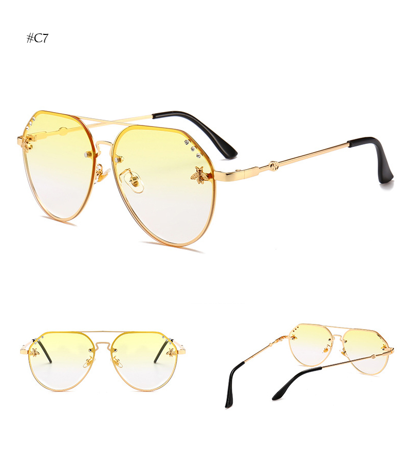 Goggle Bees Sunglasses (23)