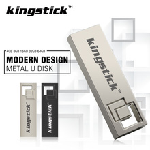 2017 New Metal cheap pendrive 4gb 8gb 16gb 32gb 64gb usb flash drive waterproof pen drive USB 2.0 usb memory stick(China)
