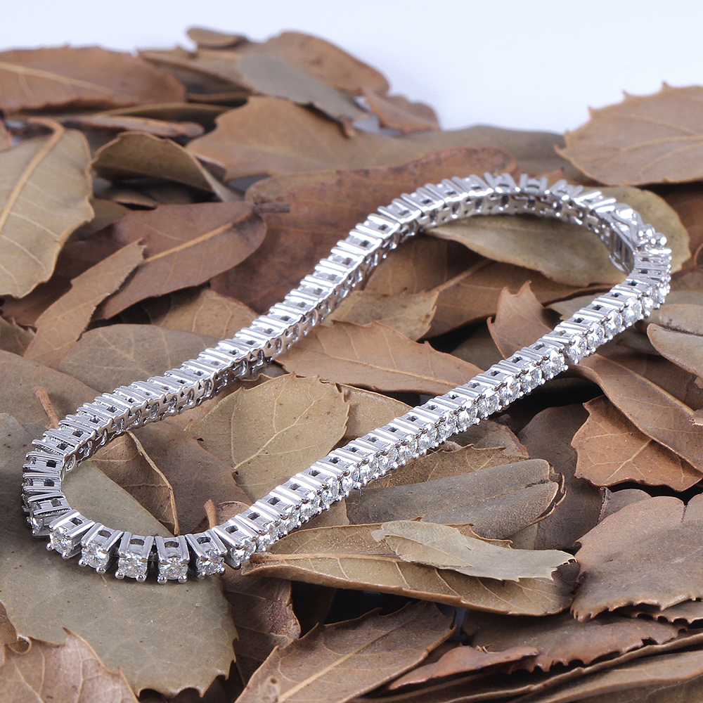 14k moissanite bracelet (5)