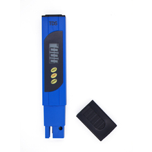10pcs/lot mini LCD display Meter TDS Tester Water Filter Measuring for Purity Titanium probe large screen spas aquariums(China)