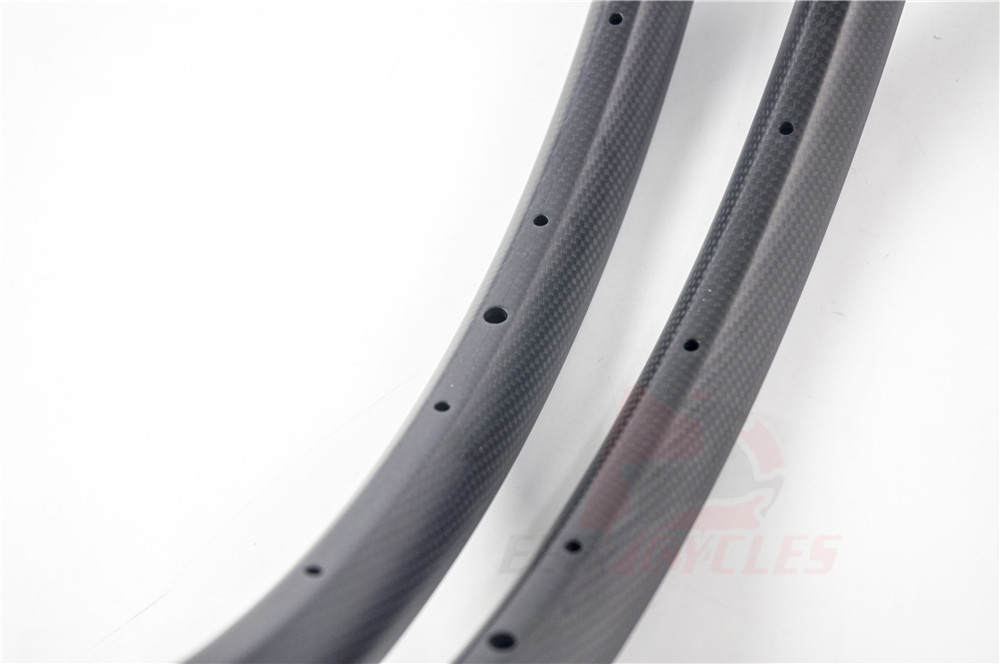 25mm x 30mm mtb carbon bicycle rims