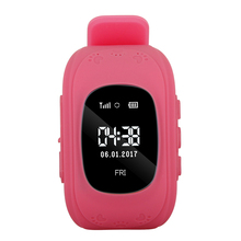 Q50 Smart Watches GPS Location Finder Locator Anti-Lost Tracker for children girls boys Monitor Child Guard Android Smartwatch