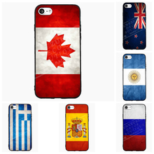 Vintage National Flag Canada Wallet Cell Phone Case For Samsung Galaxy A J 1 3 5 7 2016 Pro Cover Shell Accessories Decor Gift