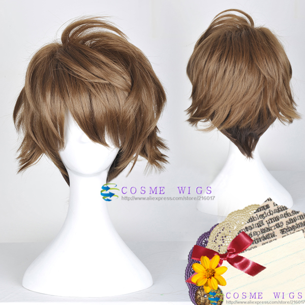 New Arrival Idolish7 Wig Tsunashi Ryunosuke / Tsunashi Ryuunosuke Cosplay Wig Heat Resistant Synthetic Hair Wigs<br><br>Aliexpress