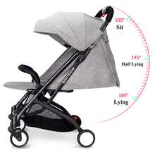 Baby Stroller Trolley Easy To Close Foldable Umbrella Baby Pram Quality Aluminum Alloy With Cheap Price