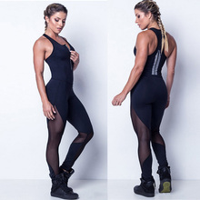 YD 2017 One Piece Sexy Sport Suit Fitness Tights Compression Yoga Clothing Workout Sportswear Suit Tracksuit Set Women Yoga Set