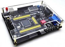 FPGA Cyclone IV NIOSII Board EP4CE6E22C8N 64Mbit SDRAM+ ALTERA USB BLASTER Integrated Circuits(China)