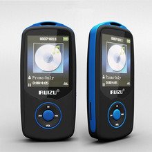 "RUIZU X06 Bluetooth Sports MP3 Music Player with 8GB 1.8"" Screen Lyrics Display High Quality Lossless Recorder FM"