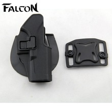 Cheap Piece CQC FS Military Tactical tactical HOLSTER SET Glock 17 19 22 23 31 32 RH Drop Leg Glock holster(China)