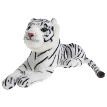 Children Kids Cute Soft Plush Tiger Animal Toys Lovely Stuffed Doll Pillow Gift(China)