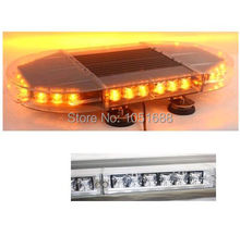 United Safe free shipping ESM3635 low profile GEN III 1 Watt super bright LED mini Warning Lightbar(amber/blue/red/white)