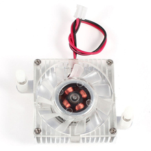 YOC-5* Sale 40mm 2 Pin Video Graphics VGA Card GPU Cooler Cooling Fan Heatsink