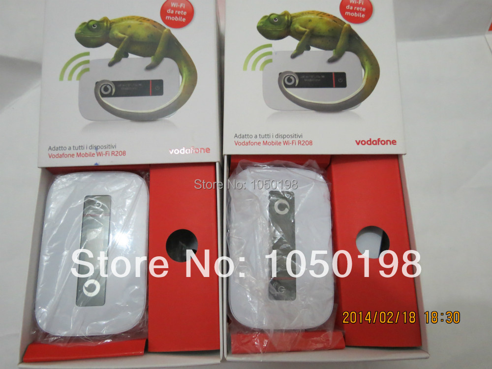 Huawei Vodafone R208 LTE Mobile Wifi Router<br><br>Aliexpress