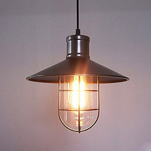 Old Factory Style Process Edison Bulb Light Fixture Retro Loft Style Vintage Industrial Pendant Lamp Hanging Light Lamparas